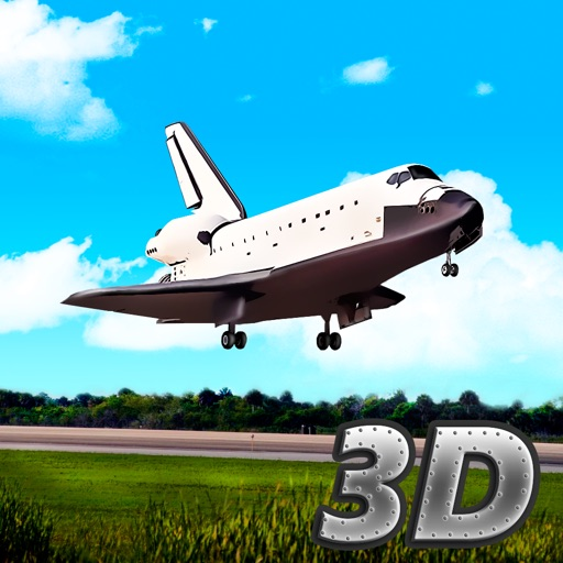 Space Shuttle Landing Simulator 3D by Games Banner Network