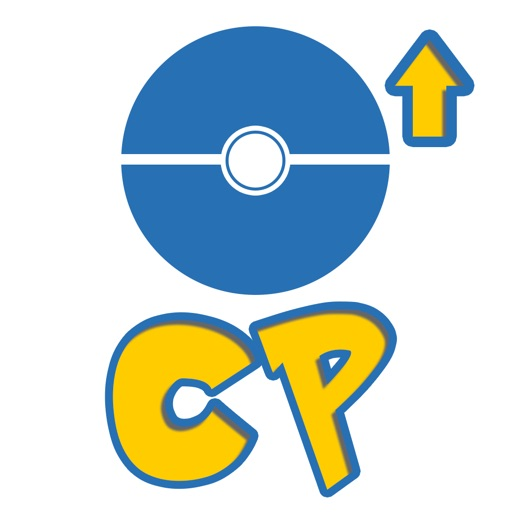 Evolution CP for Pokémon Go