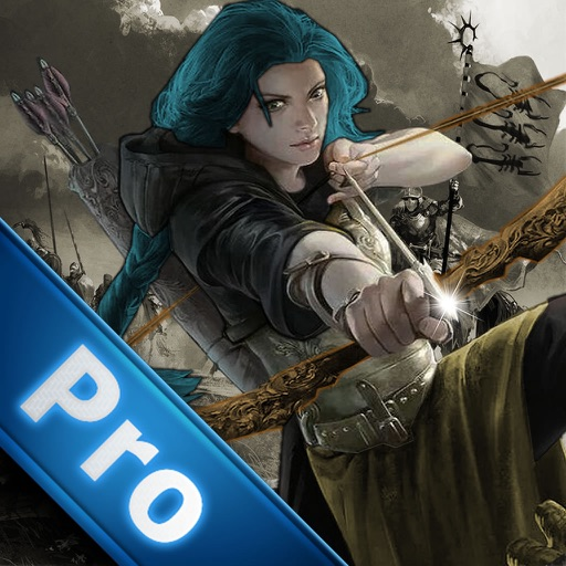 Brave Archery Girl Pro - Bow And Arrow Awesome Game