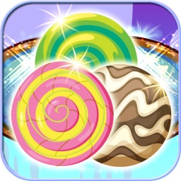 Drop Candy Ball: Special Poping