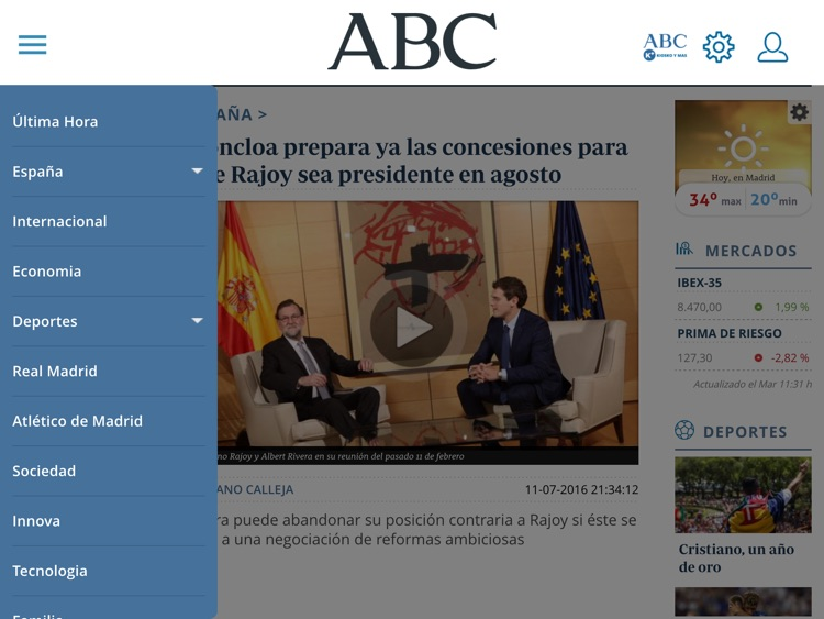 ABC screenshot-0
