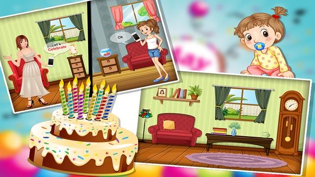 Prinzessin Geburtstagsparty feiern - und Reinigungs dress up Spiele ...