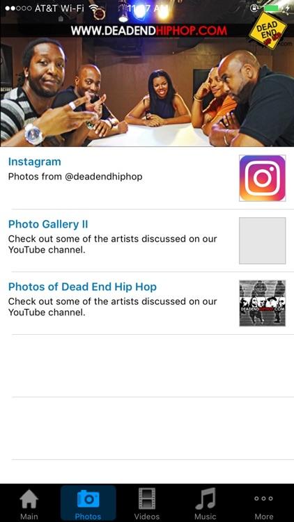 Dead End Hip Hop screenshot-3