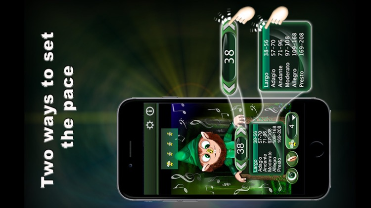 MetraGnome - Metronome for Children screenshot-3