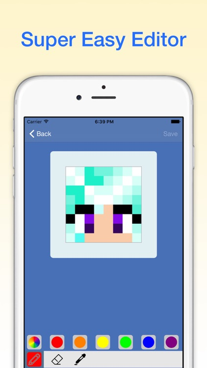 Doodle Skin - The Best Girl skins for Minecraft PC PE