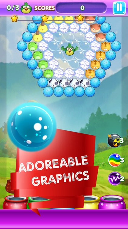 Amazing Farm Land Pet Pop Rescue 2016 - Newest World Bubble Shooter HD Mania Match Puzzle Classic Totally Free Game For Girls & Kids - Totally Addictive Fun Adventure