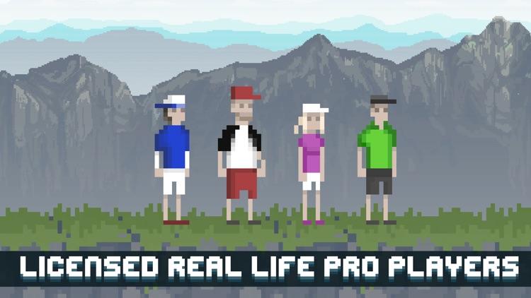 Pixel Disc Golf 2 screenshot-3
