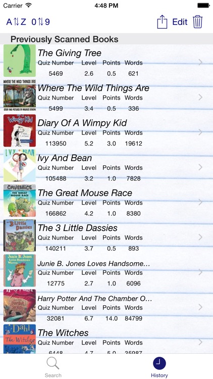 BookScanner App screenshot-3