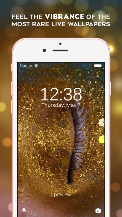 Live Wallpapers - Animated Themes & Backgrounds for iPhone 6S , 6S plus & iPhone SE screenshot-4