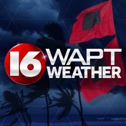 Hurricane Tracker WAPT 16 Jackson, Mississippi