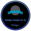 Badges Design for Adobe illustrator