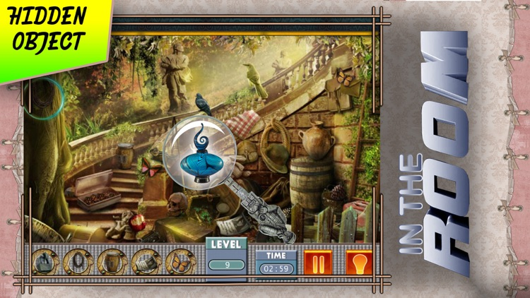 Dark Room : Special Hidden Objects Game screenshot-4