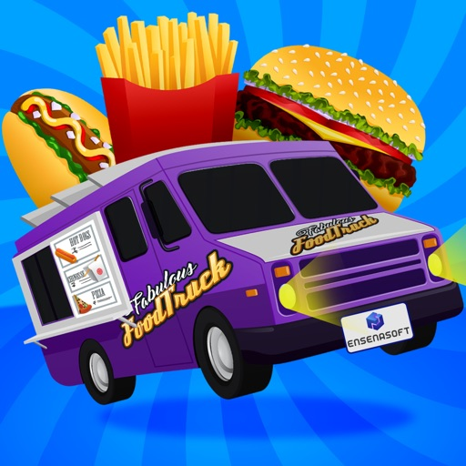 Fabulous Food Truck Free icon