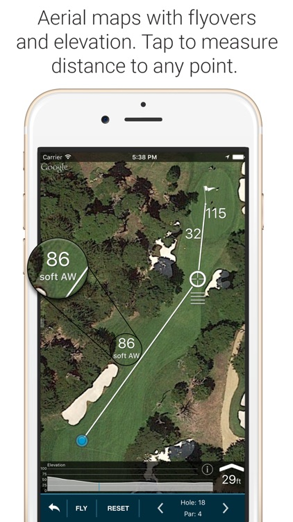 Golf Pad: Free Golf GPS screenshot-2