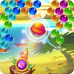 Bubble Shooter Pro: Hunter Game