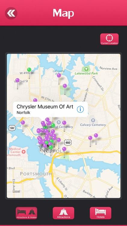 Norfolk City Travel Guide screenshot-3
