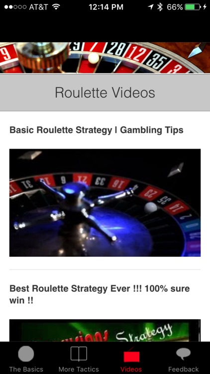 How to Play Roulette and Win