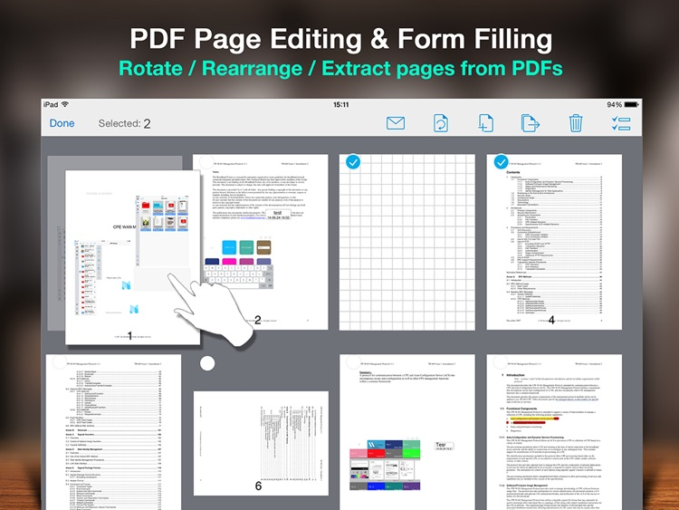 PDF Reader Premium – Scan, Edit and Sign PDFs screenshot-3
