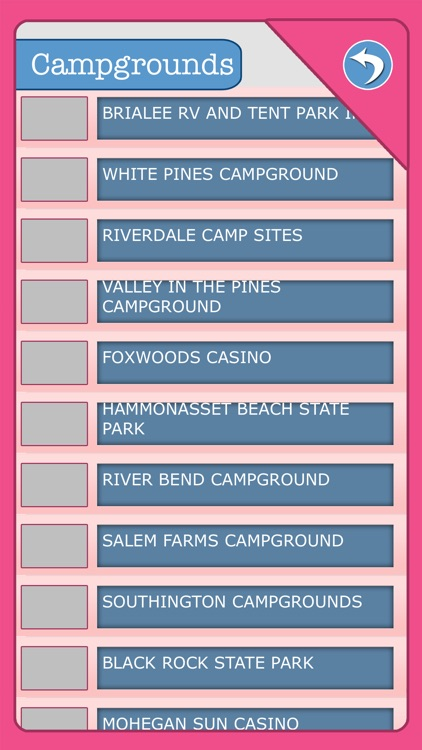 Connecticut State Campgrounds & National Parks