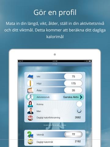 app för kalorier