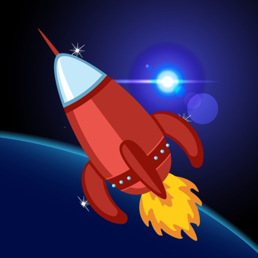 Spaceship Touch The Alien Game For Kids By Weerakiat Sripunyadech