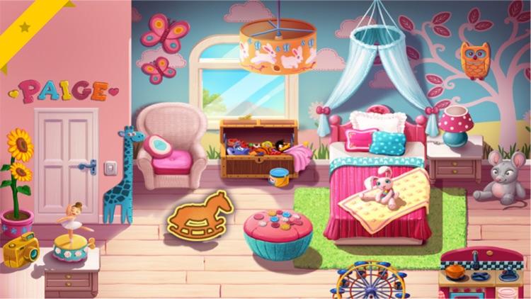甜心公主的餐厅-小女生游戏做饭模拟经营小游戏(人生养成小游戏) screenshot-3