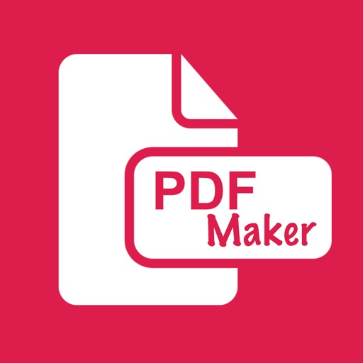 PDF Maker Pro - Quick create PDF file from Web, Photos
