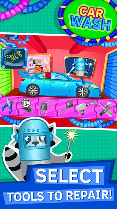 Lavado de autos para niñosCaptura de pantalla de4