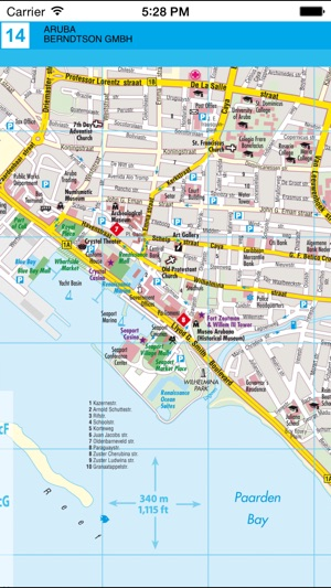 Aruba Road map on the App Store