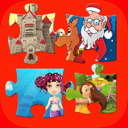Jigsaw Puzzle Game : Learn and Fun for First Grade