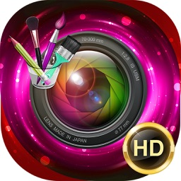 Photo Editor Pro-Stickers Camera - photo Camera Effects.
