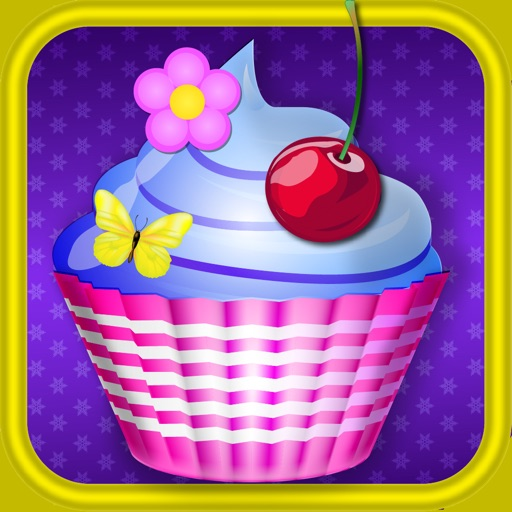 Cupcake Creator - Kids Food & Cooking Salon Games