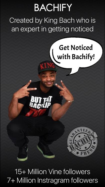 Bachify screenshot-0