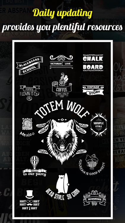 Fontkit - Typography Generator, Cool Fonts and Creative Photo Designer screenshot-4