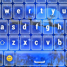 Christmas Keyboard Emoji Holiday Themes Xmas Fonts