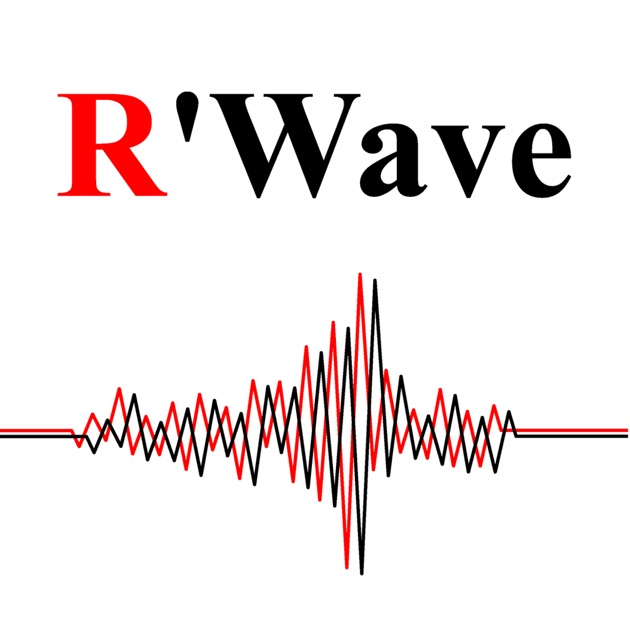 在app store 上的 r wave