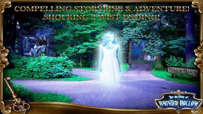 Mystery of Haunted Hollow: Adventure Escape Games screenshot two