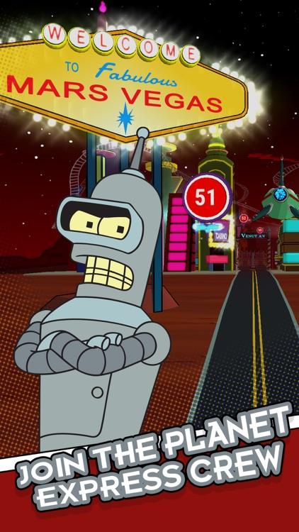 Futurama: Game of Drones screenshot-3
