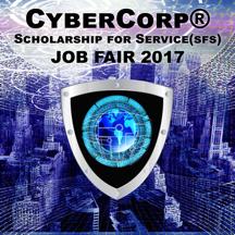 CyberCorps®: SFS Job Fair Mobile App 2017