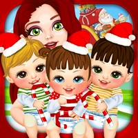 Codes for Mommy's Christmas Newborn Baby Salon - My Xmas Santa Makeover Doctor Games for Girls! Hack