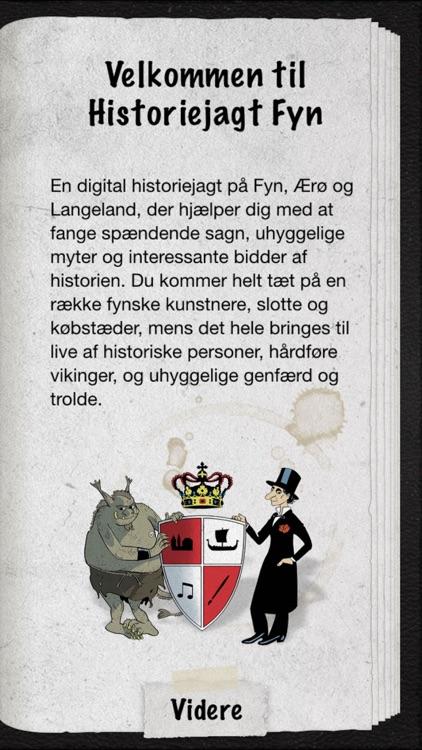 Story Hunt Funen