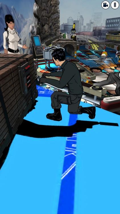 Archer Pinball screenshot-3