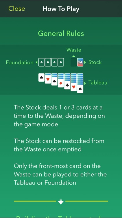 Solitaire 7: Classic klondike solitaire