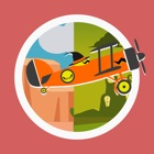 Air Adventure - Go on an adventure journey to save Sherly from evil on a plane icon
