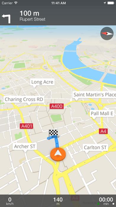 Vientiane Offline Map and Travel Trip Guide screenshot one