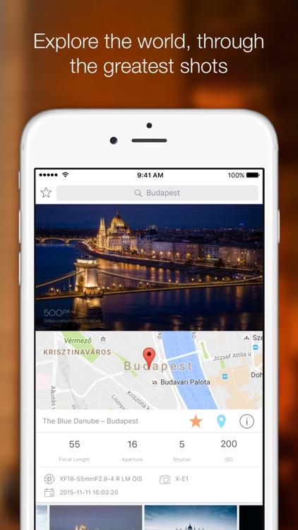 Focal - Travel Photography screenshot-0