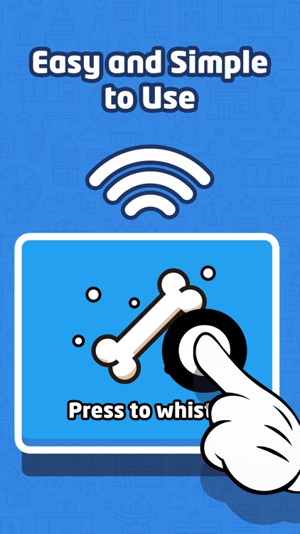 Dog Whistle-Train Your Dog with Free Dog Whistle screenshot-3