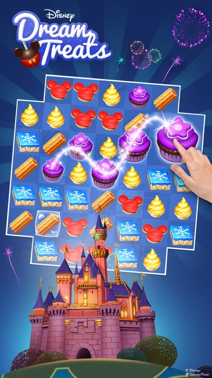Disney Dream Treats screenshot-4