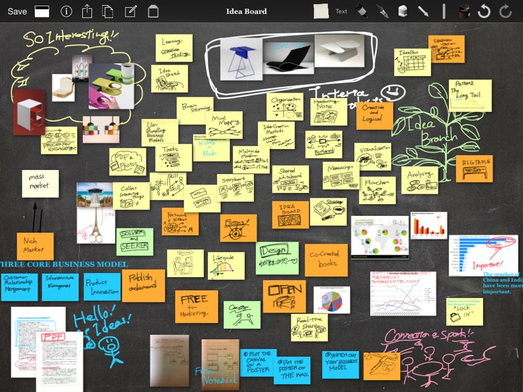 IdeaBoost : Tool for Brainstorming and MindMap screenshot-0