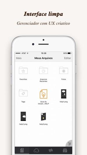 File Expert - Um gerenciador de arquivos conhece-lo melhor Screenshot